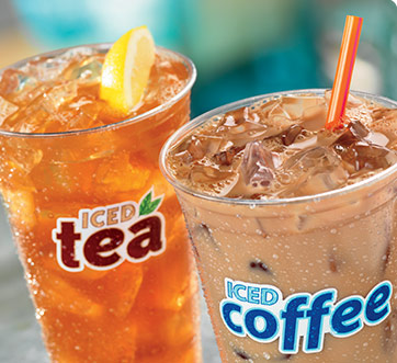 DD Iced Coffee & Iced Tea