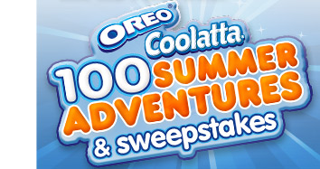 OREO® Coolatta® 100 Summer Adventures & Sweepstakes