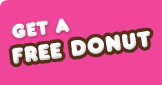Get a free donut