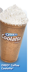OREO® Coffee Coolatta®